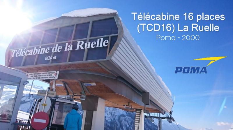 Télécabine débrayable 16 places La Ruelle Img_2612