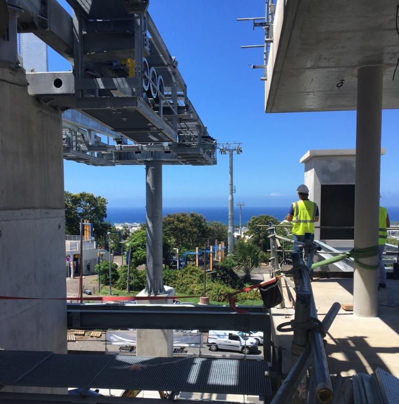 Construction télécabine débrayable 10 places (TCD10) La Réunion CINOR Img_4111
