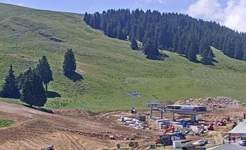 Construction TMX Belvédère, TKE Aigle & Bambi - Chantiers le Semnoz Img_7410