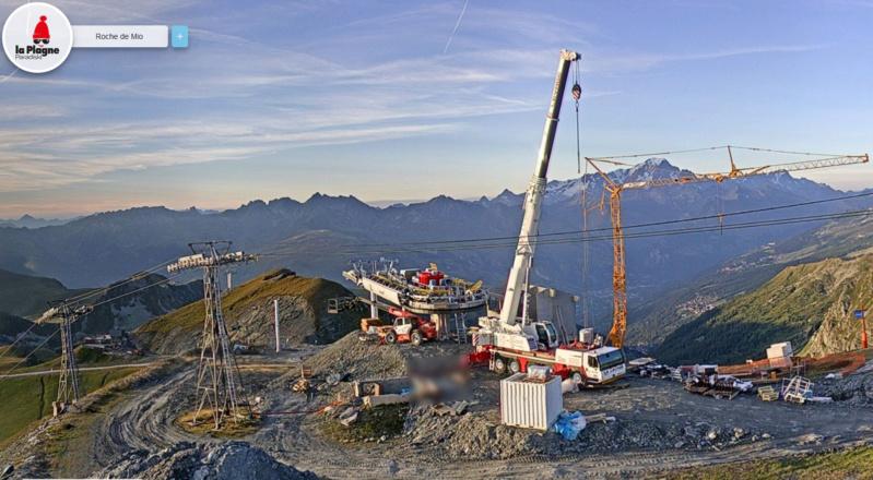 Construction TSD6 Inversens - La Plagne (Paradiski) La_pla10