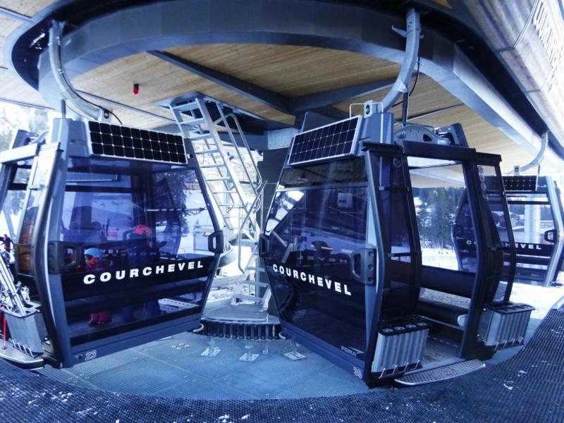 Télécabine débrayable 10 places (TCD10) des Grangettes La_pra10