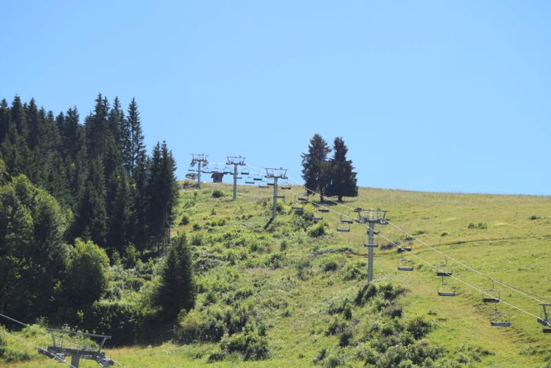 Télésiège fixe (TSF4) Grenèche - La Clusaz Ligne-15