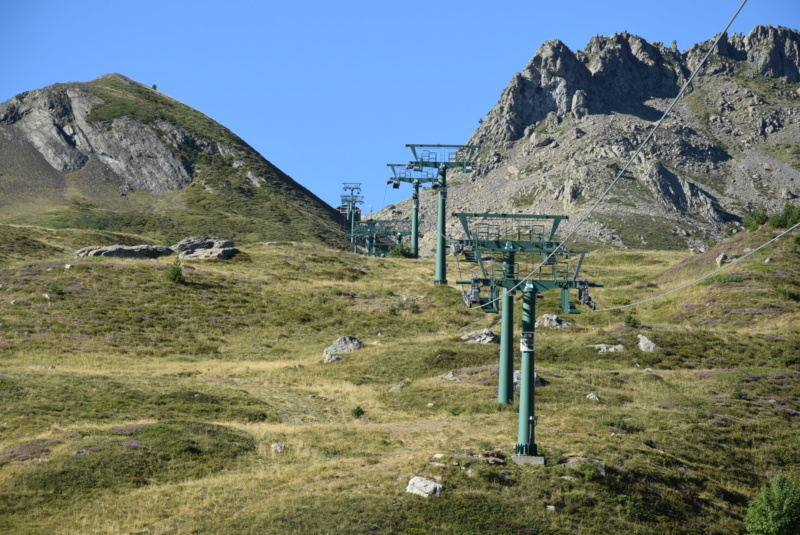Télésiège débrayable 6 places (TSD6) Batallero Ligne-31