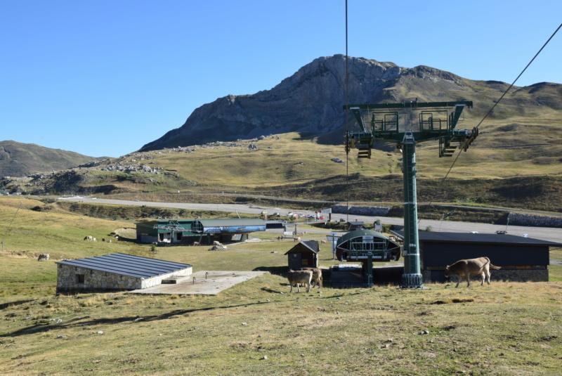 Télésiège débrayable 6 places (TSD6) Batallero Ligne-32