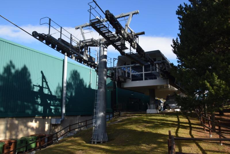 Télécabine débrayable 8 places (TCD8) Cadi-Moixero - Alp 2500 P1-tcd14