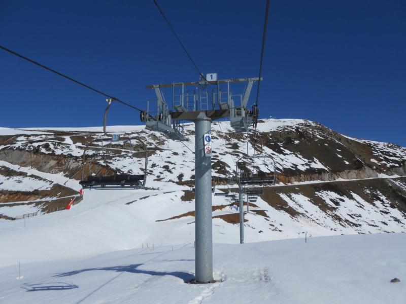 Télésiège fixe 4 places (TSF4) Col d'Escot P1-tsf11