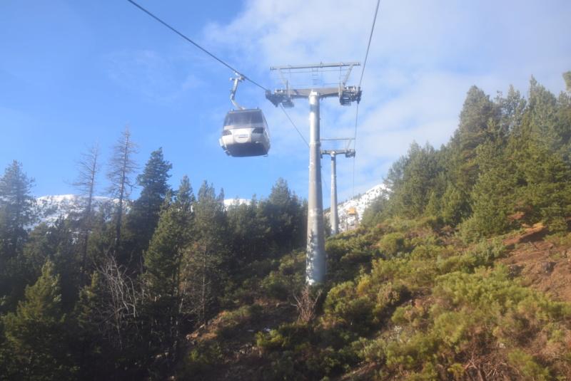 Télécabine débrayable 8 places (TCD8) Cadi-Moixero - Alp 2500 P10-tc10
