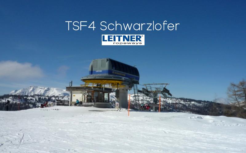 Télésiège Fixe 4 places (TSF4) Schwarzlofer P1070110