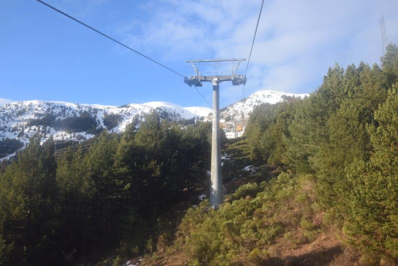 Télécabine débrayable 8 places (TCD8) Cadi-Moixero - Alp 2500 P11-tc10