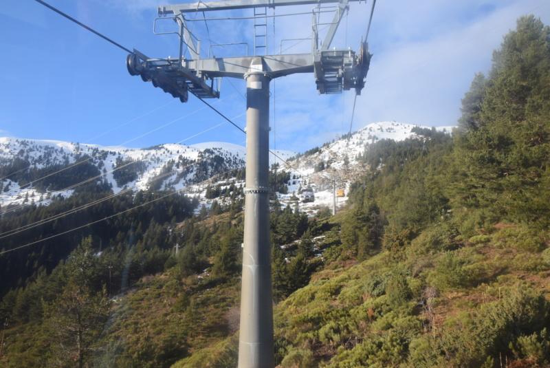 Télécabine débrayable 8 places (TCD8) Cadi-Moixero - Alp 2500 P12-tc10
