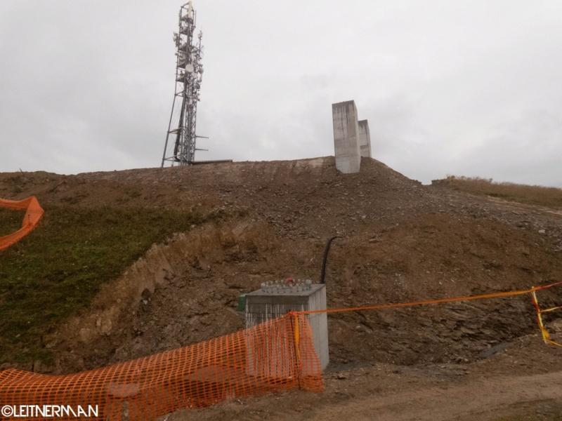 Construction télécabine débrayable (TCD10) Rosières - Les Saisies P1220110