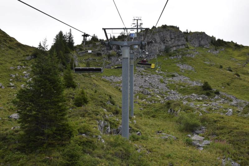 Télésiège débrayable 4 places (TSD4) Mossettes France P13-ts29