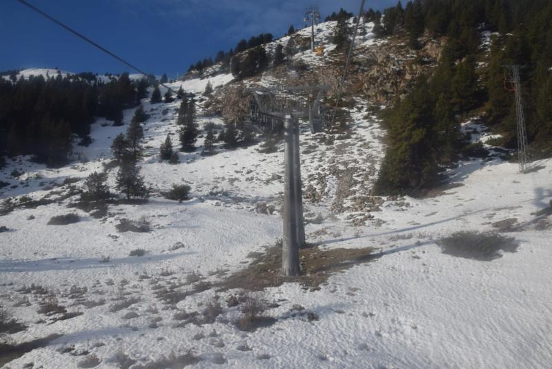 Télécabine débrayable 8 places (TCD8) Cadi-Moixero - Alp 2500 P15-tc10