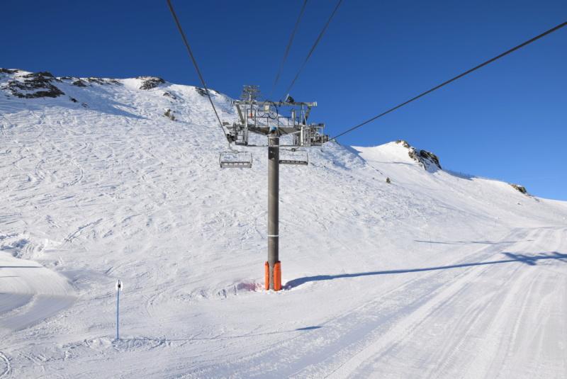 Télésiège débrayable 6 places (TSD6) Pla de les Pedres Grau Roig P17-ts10