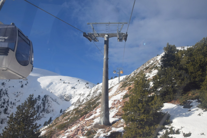 Télécabine débrayable 8 places (TCD8) Cadi-Moixero - Alp 2500 P19-tc10