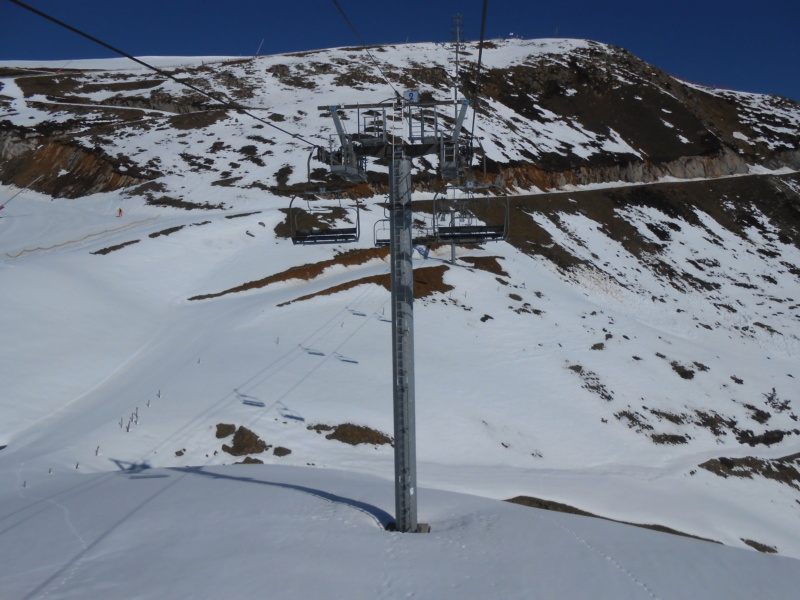 Télésiège fixe 4 places (TSF4) Col d'Escot P2-tsf11