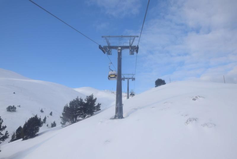 Télécabine débrayable 8 places (TCD8) Cadi-Moixero - Alp 2500 P21-tc10