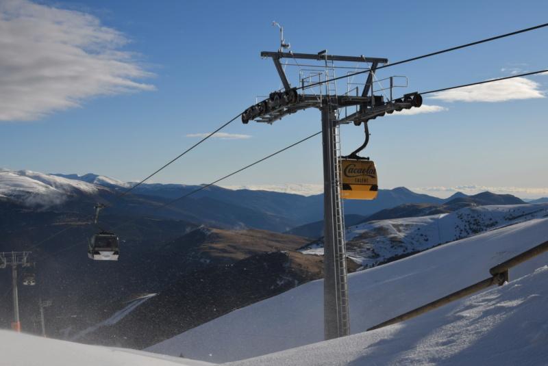 Télécabine débrayable 8 places (TCD8) Cadi-Moixero - Alp 2500 P27-tc11