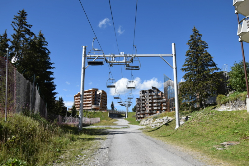 Télésiège fixe 3 places (TSF3) Plateau P4-tsf21