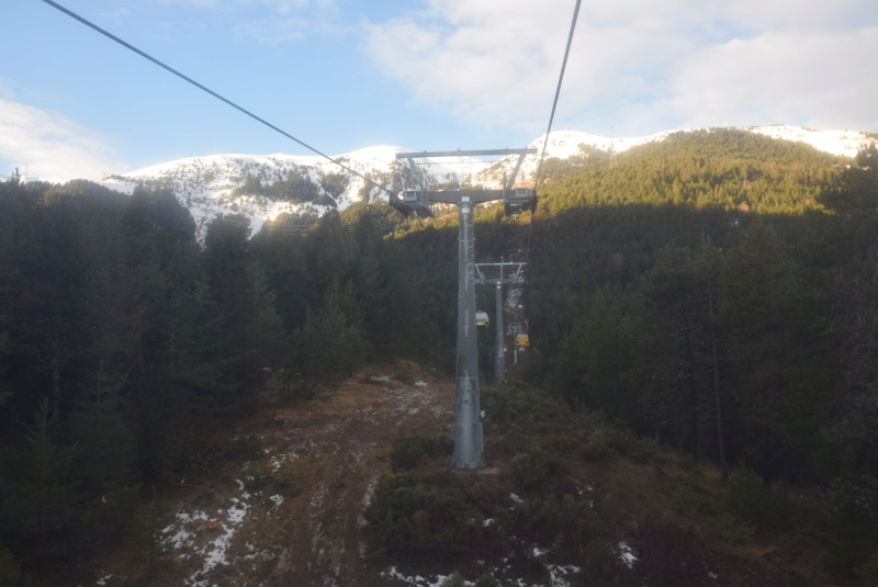 Télécabine débrayable 8 places (TCD8) Cadi-Moixero - Alp 2500 P5-tcd11