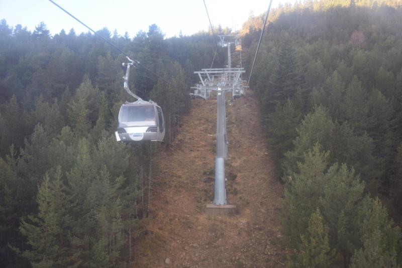 Télécabine débrayable 8 places (TCD8) Cadi-Moixero - Alp 2500 P7-tcd10