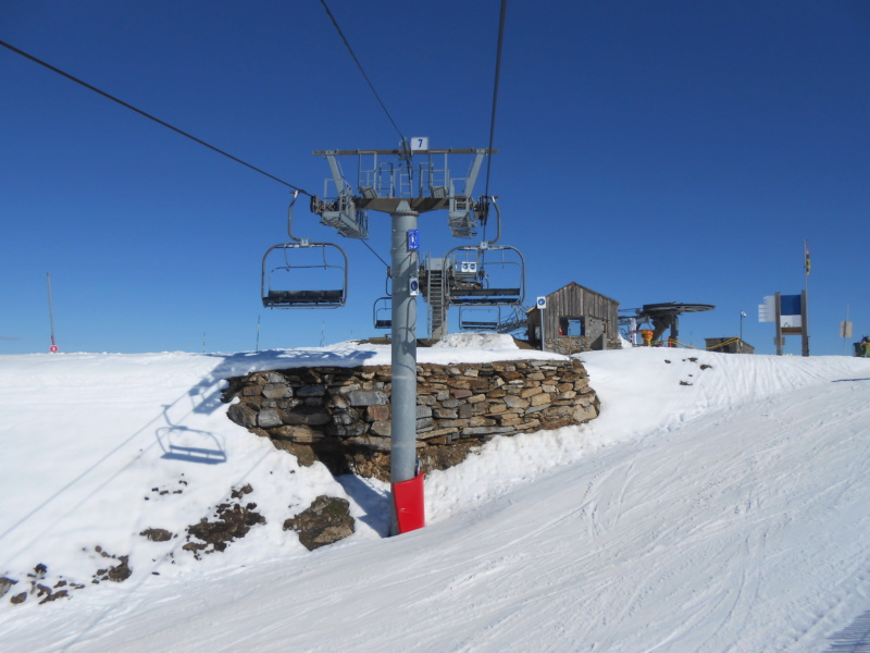 Télésiège fixe 4 places (TSF4) Col d'Escot P7-tsf10