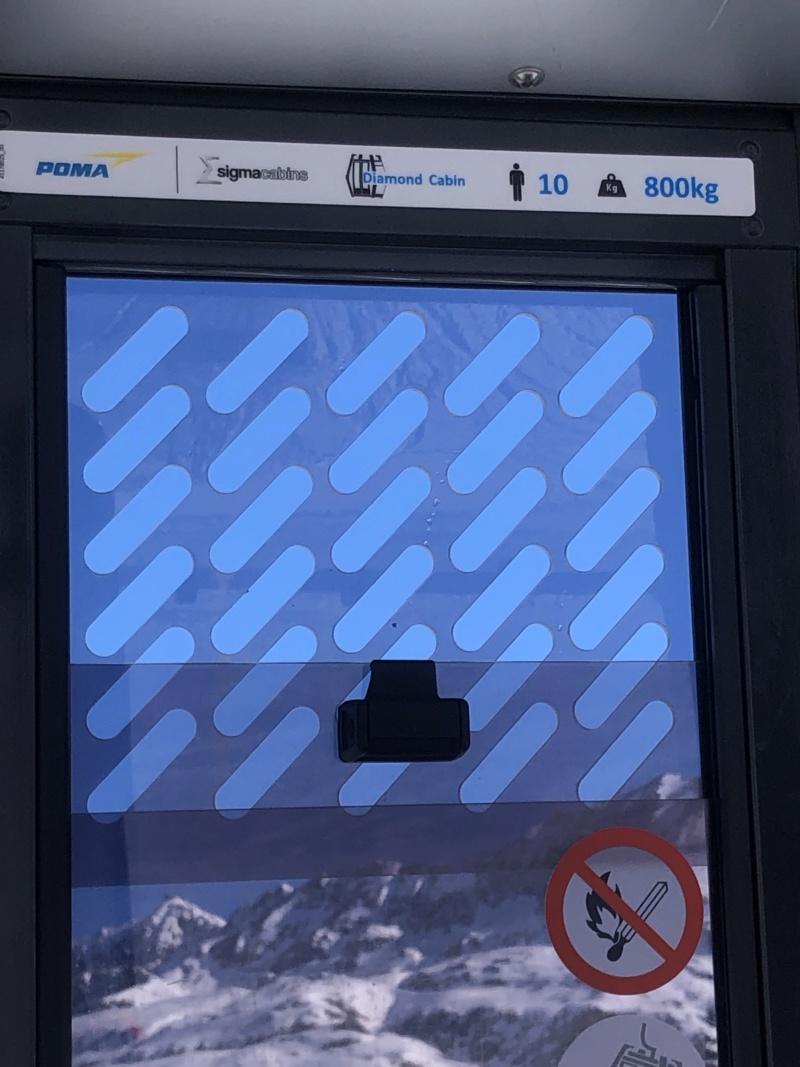 Télécabine débrayable 10 places (TCD10) Alpe Express  Pannea10