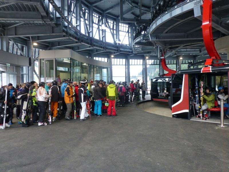 Téléphérique 3S débrayable Pardatschgratbahn - Ischgl Pardat32