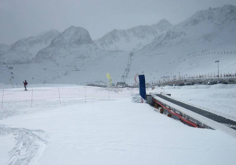 Tapis roulant Porte des neiges Pdn_2026