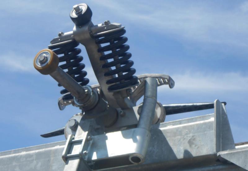 Les pinces débrayables - Remontées mécaniques Pince510