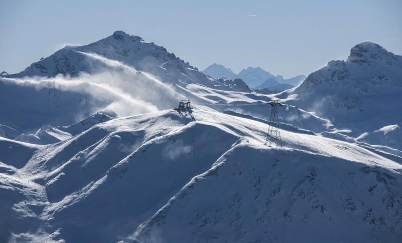 Téléphérique 150 places Piz Val Gronda (TPH150) - Ischgl Piz-va10
