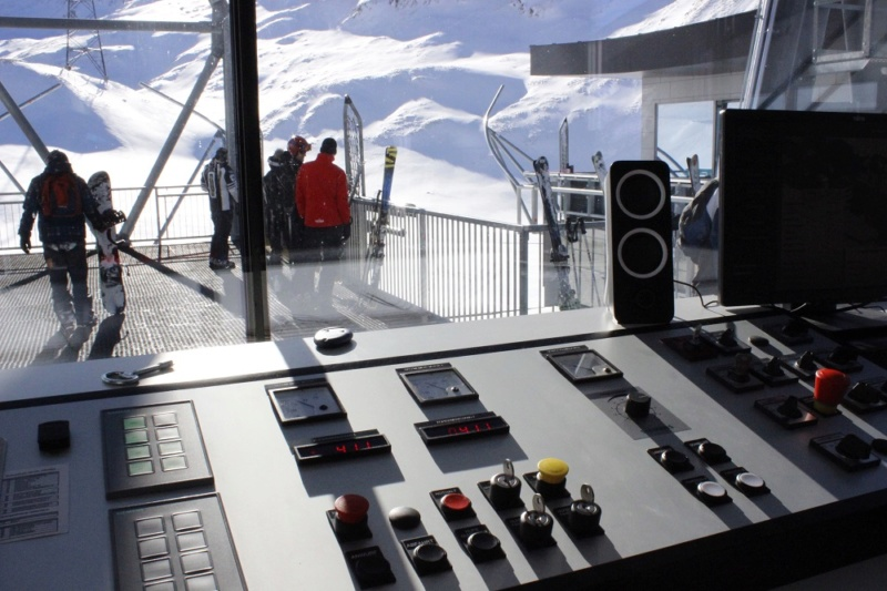 Téléphérique 150 places Piz Val Gronda (TPH150) - Ischgl Piz-va11