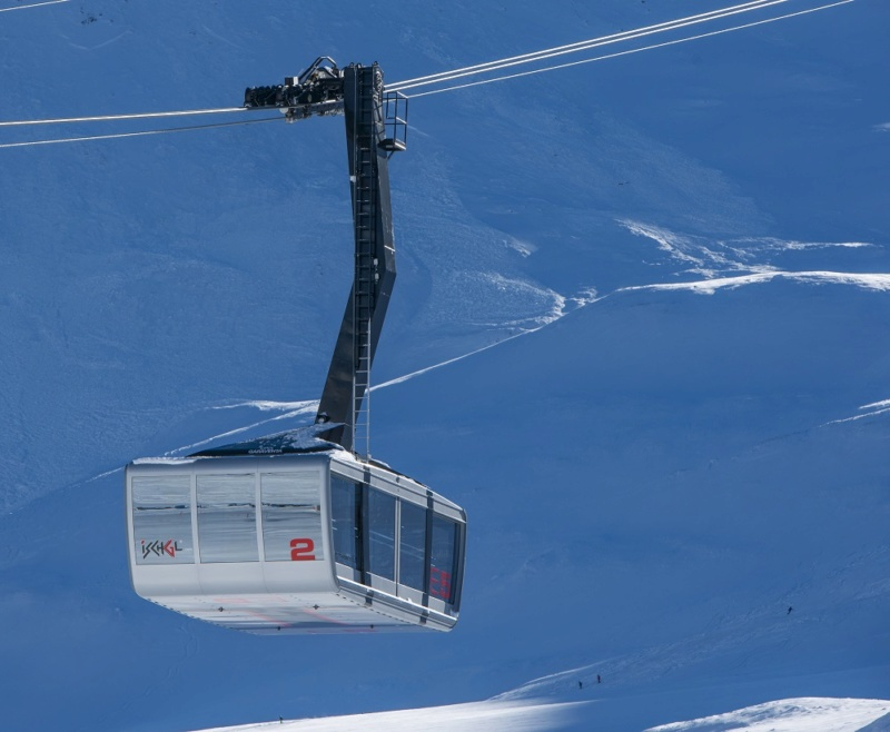 Téléphérique 150 places Piz Val Gronda (TPH150) - Ischgl Piz-va12
