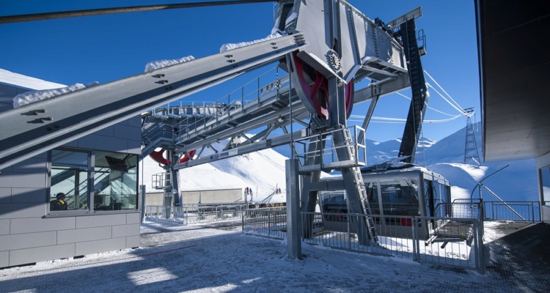 Téléphérique 150 places Piz Val Gronda (TPH150) - Ischgl Piz-va17