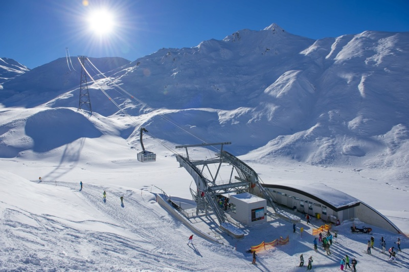Téléphérique 150 places Piz Val Gronda (TPH150) - Ischgl Piz-va20