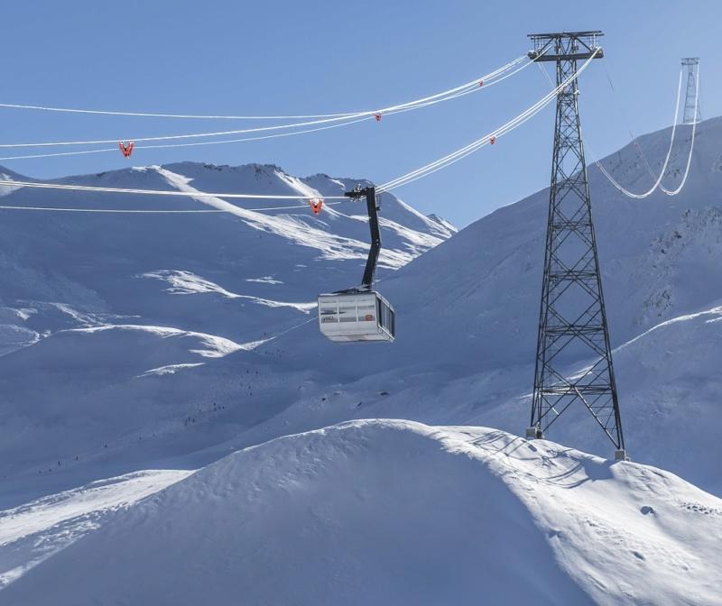 Téléphérique 150 places Piz Val Gronda (TPH150) - Ischgl Piz-va22