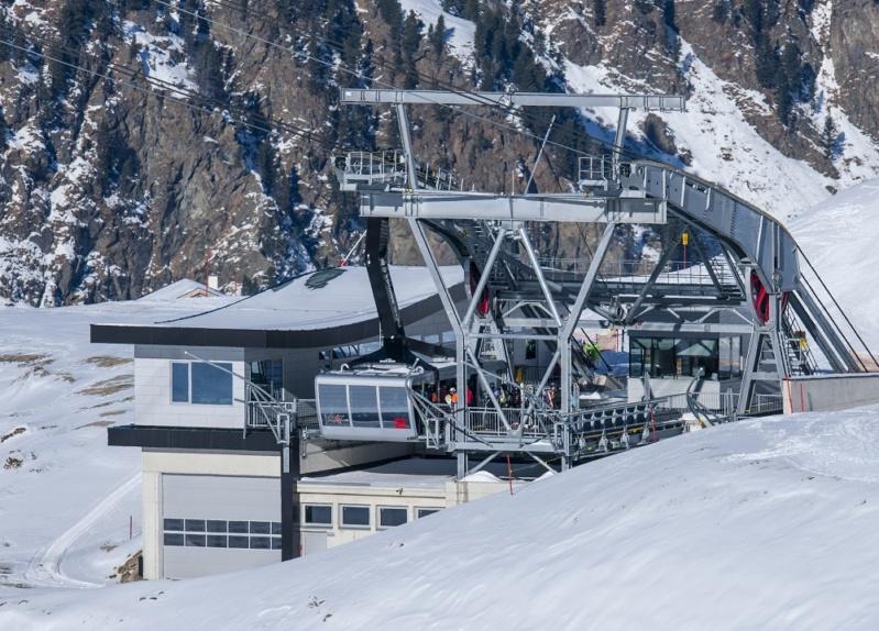 Téléphérique 150 places Piz Val Gronda (TPH150) - Ischgl Piz-va26