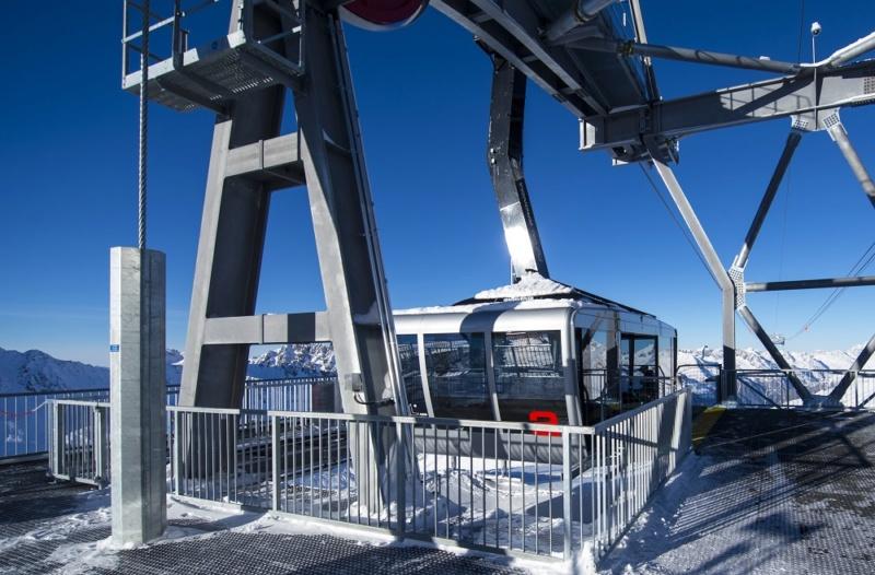 Téléphérique 150 places Piz Val Gronda (TPH150) - Ischgl Piz-va29