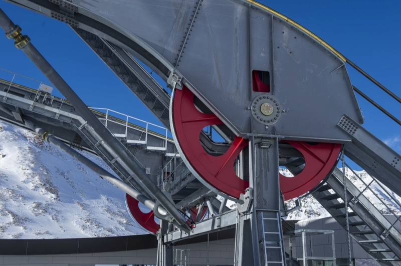 Téléphérique 150 places Piz Val Gronda (TPH150) - Ischgl Piz-va32
