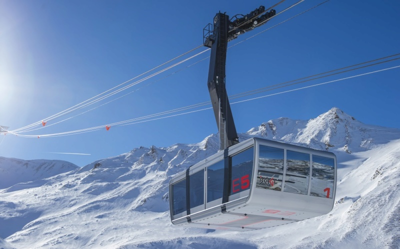 Téléphérique 150 places Piz Val Gronda (TPH150) - Ischgl Piz-va34