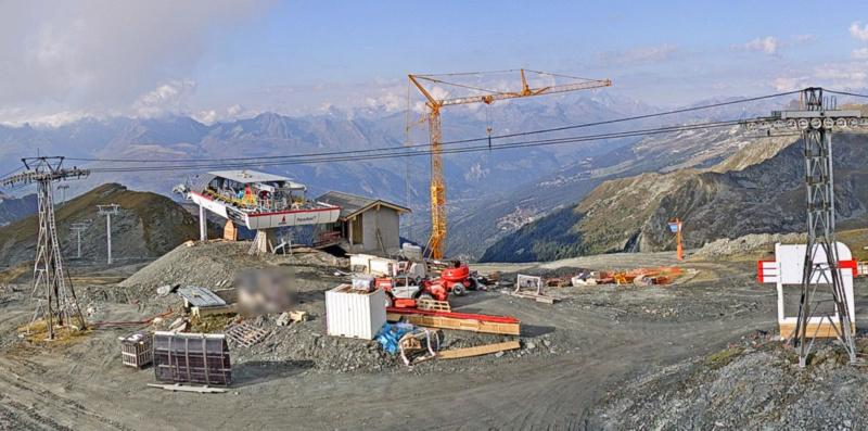 Construction TSD6 Inversens - La Plagne (Paradiski) Plagne10