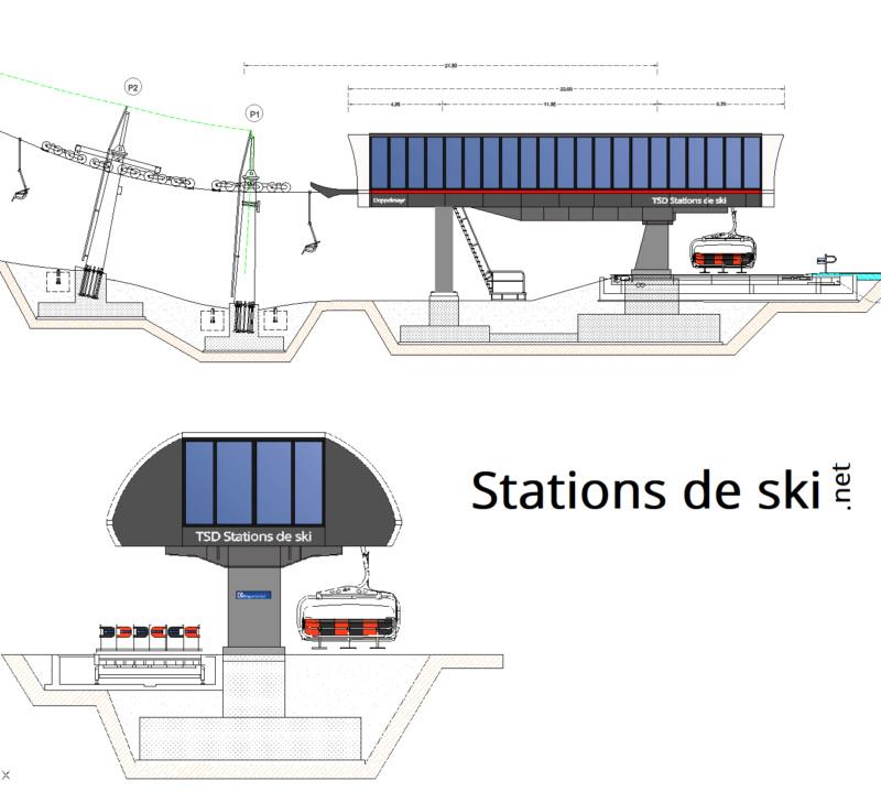 Dessins techniques, Plans 2D remontées mécaniques - Page 4 Plan_t12
