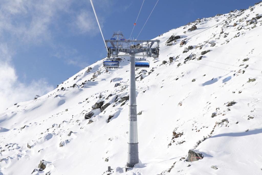 Télésiège débrayable 6 places (TSD6) Bendolla Col du Pouce Pylzne16