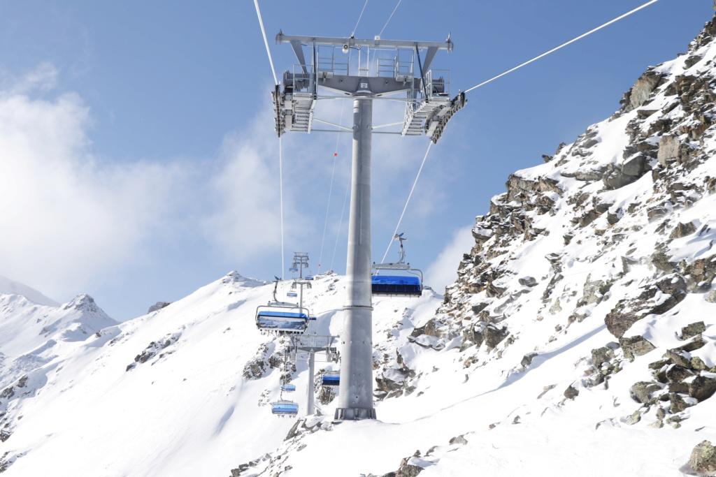 Télésiège débrayable 6 places (TSD6) Bendolla Col du Pouce Pylzne19