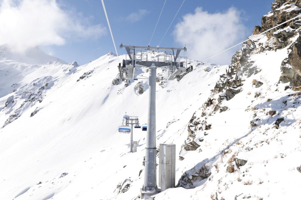 Télésiège débrayable 6 places (TSD6) Bendolla Col du Pouce Pylzne21