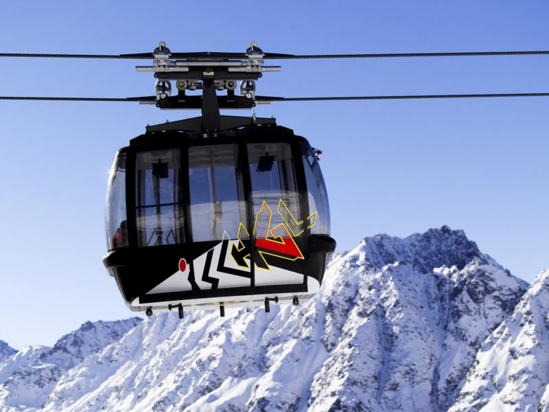 Funitel (DMC) 24 places Silvrettabahn - Ischgl Silvre12