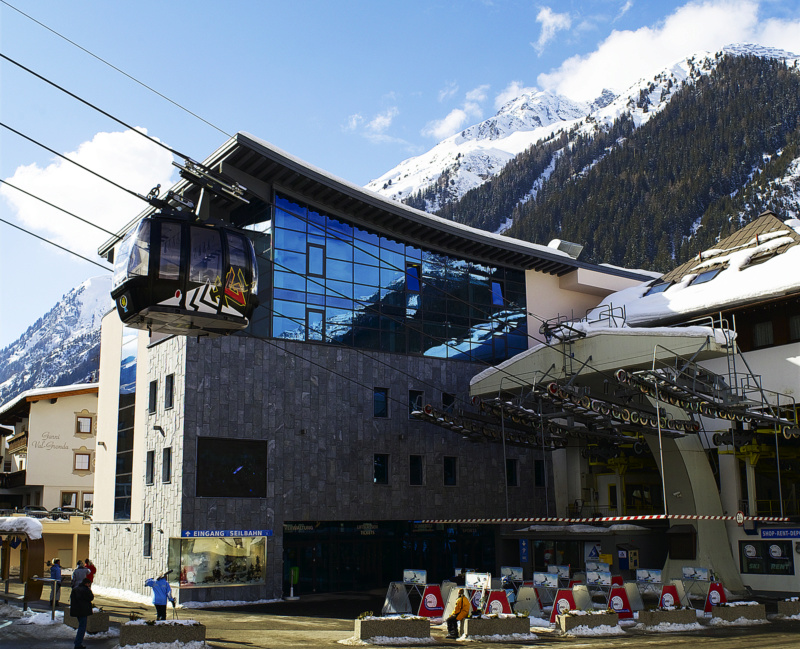 Funitel (DMC) 24 places Silvrettabahn - Ischgl Silvre14