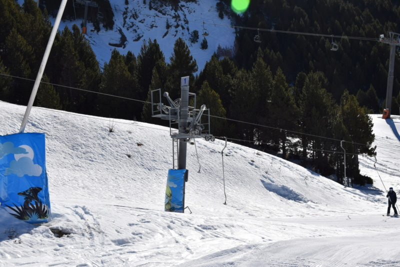 Téléski fixe 1 place (TKF1) Forn - Telesquies Tkf-fo11