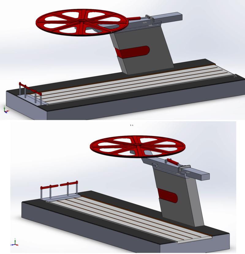 Dessins techniques & plans 3D remontées mécaniques Tsf_so10