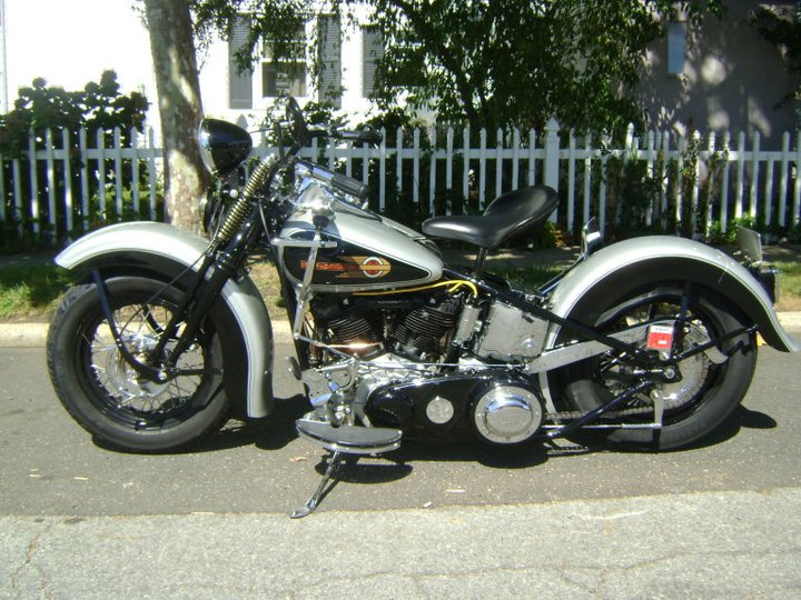 Les vieilles Harley Only (ante 84) du Forum Passion-Harley - Page 18 Knuckl10